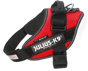 Julius-K9 16IDC-R-0 IDC Power Harness, Tamaño 0, Rojo