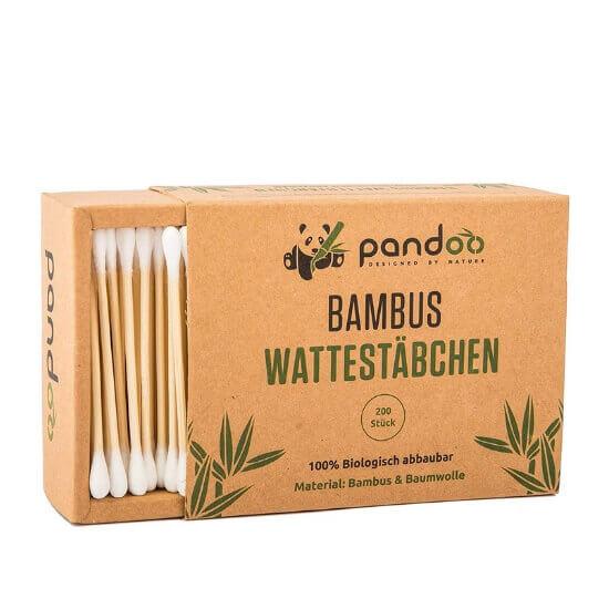 Bastoncillos de Bambu