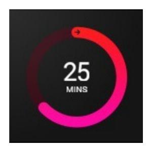 Cronómetro Temporizador - Entrenamientos Tabata