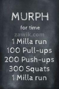 WOD Hero Murph